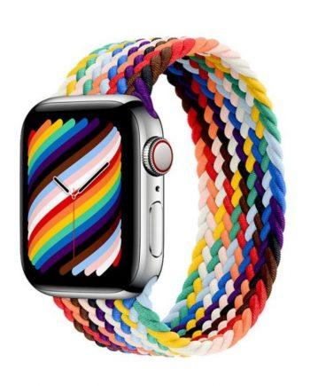 Apple Watch 編織單圈錶環