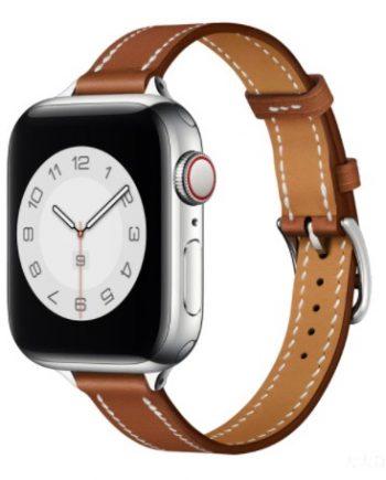 Apple Watch 皮革錶帶